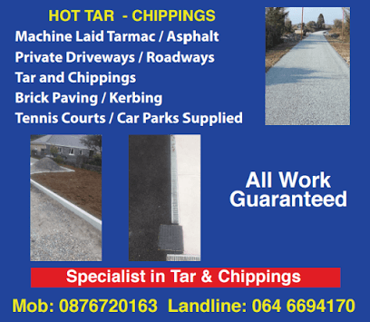 Tarmac Contractors in Kerry